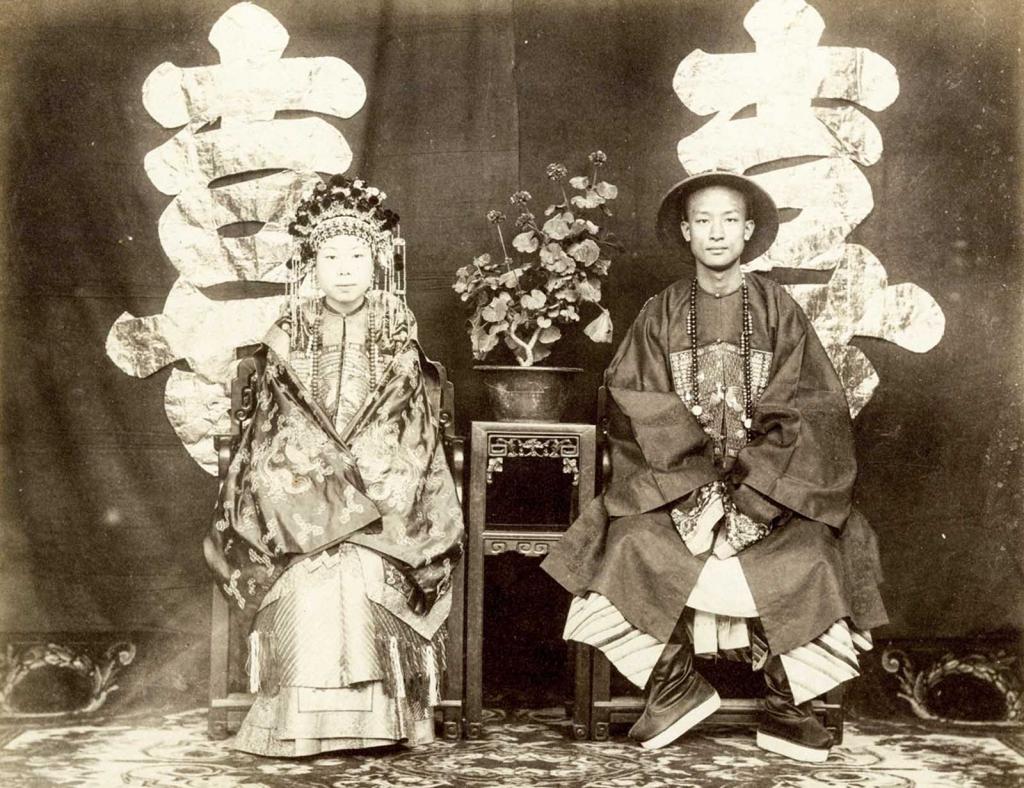 Những bức ảnh quý giá hiếm hoi về triều đại cuối cùng của Trung Quốc thế kỷ 19. 2