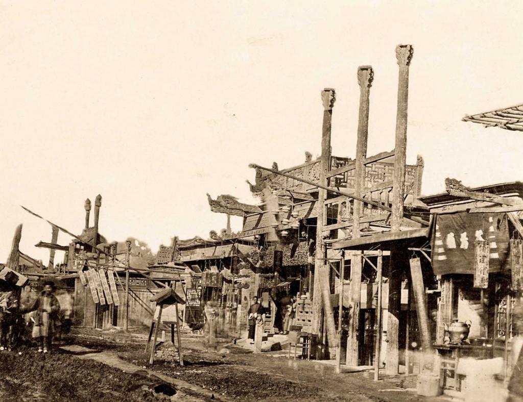 Những bức ảnh quý giá hiếm hoi về triều đại cuối cùng của Trung Quốc thế kỷ 19. 13