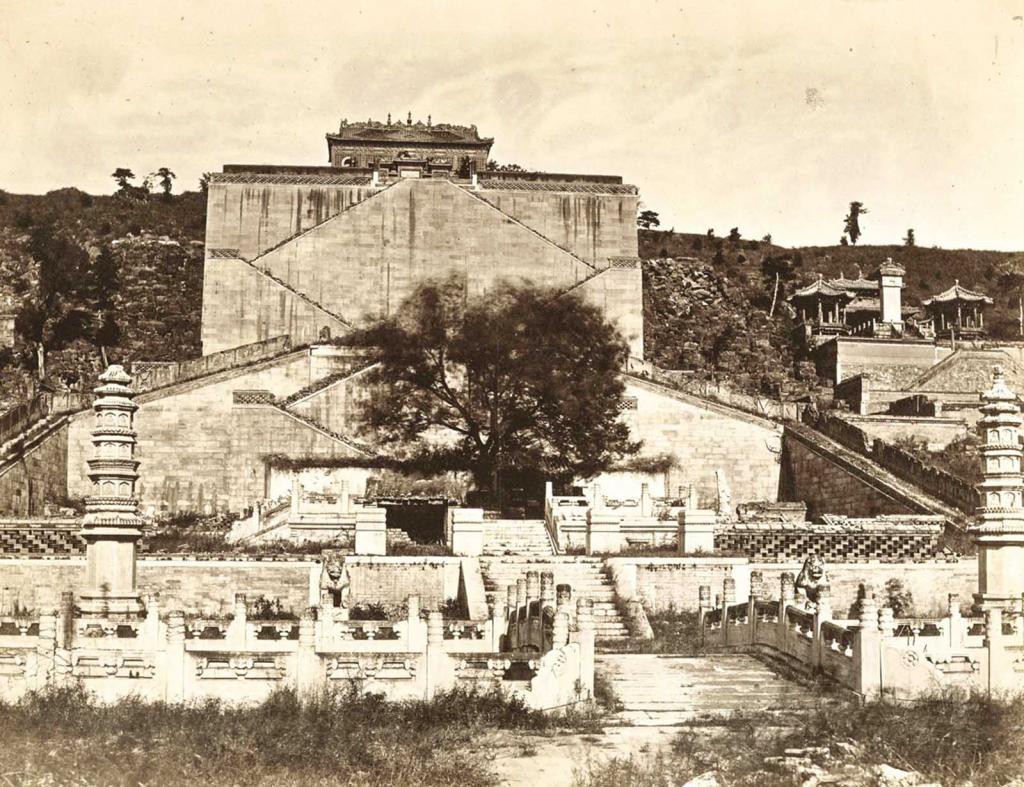 Những bức ảnh quý giá hiếm hoi về triều đại cuối cùng của Trung Quốc thế kỷ 19. 14