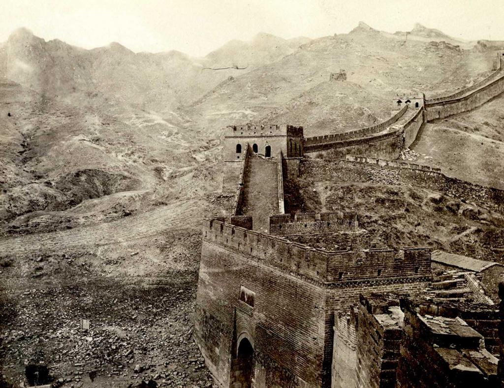 Những bức ảnh quý giá hiếm hoi về triều đại cuối cùng của Trung Quốc thế kỷ 19. 3