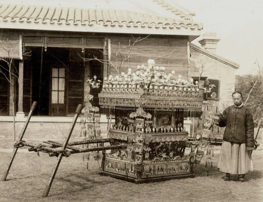 Những bức ảnh quý giá hiếm hoi về triều đại cuối cùng của Trung Quốc thế kỷ 19. 4