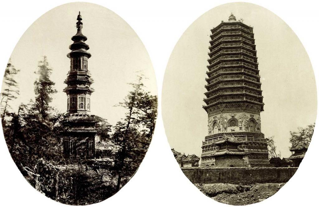 Những bức ảnh quý giá hiếm hoi về triều đại cuối cùng của Trung Quốc thế kỷ 19. 6