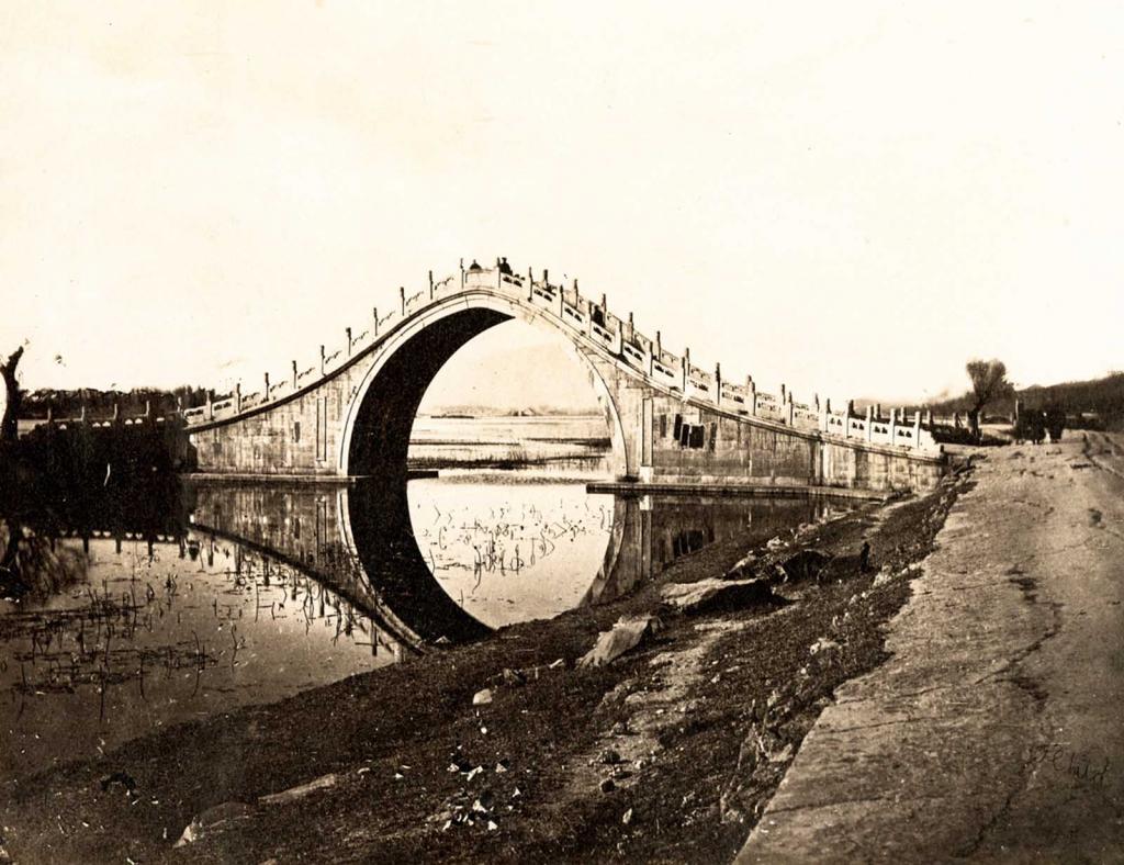 Những bức ảnh quý giá hiếm hoi về triều đại cuối cùng của Trung Quốc thế kỷ 19. 7