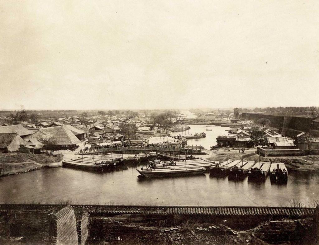 Những bức ảnh quý giá hiếm hoi về triều đại cuối cùng của Trung Quốc thế kỷ 19. 9