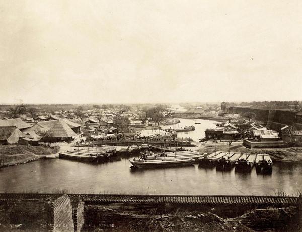 Những bức ảnh quý giá hiếm hoi về triều đại cuối cùng của Trung Quốc thế kỷ 19. 1
