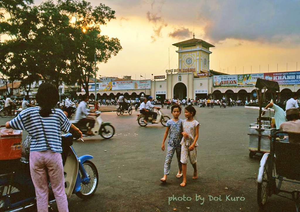 Sài Gòn thập niên 90 qua ống kính của nhiếp ảnh gia người Nhật (Kỳ 1)