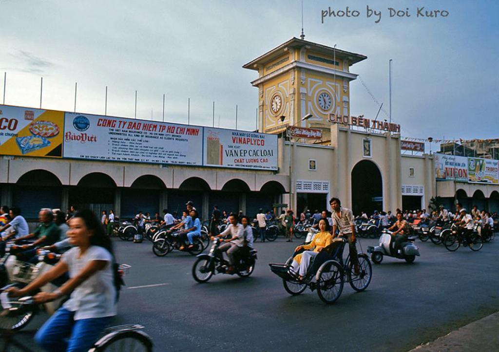 Sài Gòn thập niên 90 qua ống kính của nhiếp ảnh gia người Nhật (Kỳ 2)