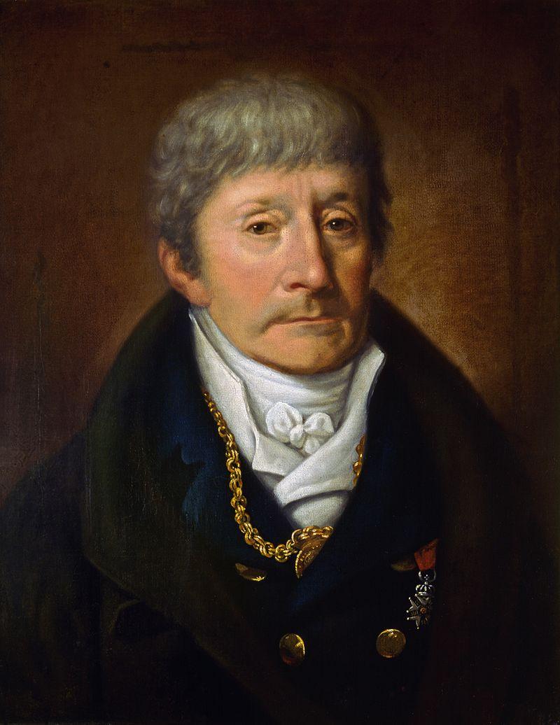 antonio salieri painted by joseph willibrord mahler