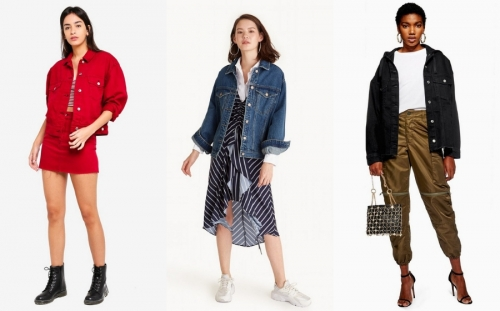 15 affordable denim jackets you need to get now rect