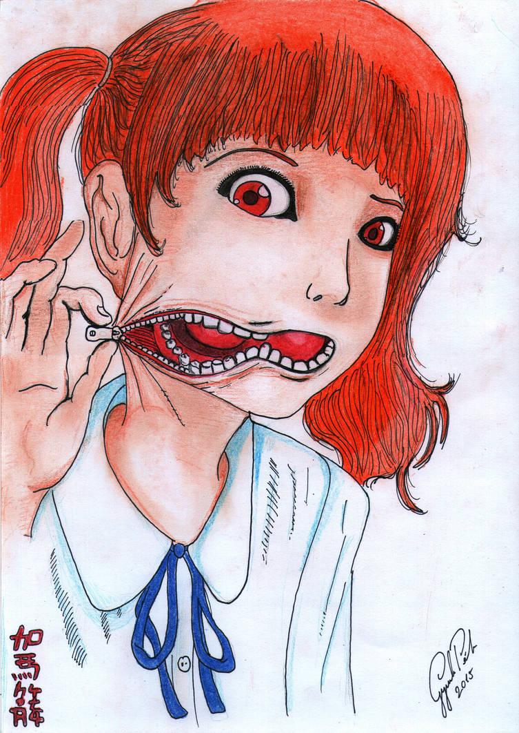 mouth zipper kago shintaro by featthepete d94s41g pre