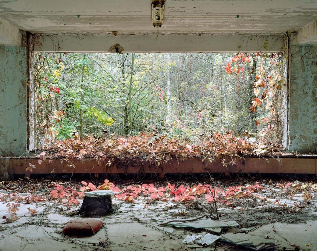 Có một Chernobyl đẹp và ám ảnh đến nao lòng dưới ống kính của nhiếp ảnh gia David McMillan