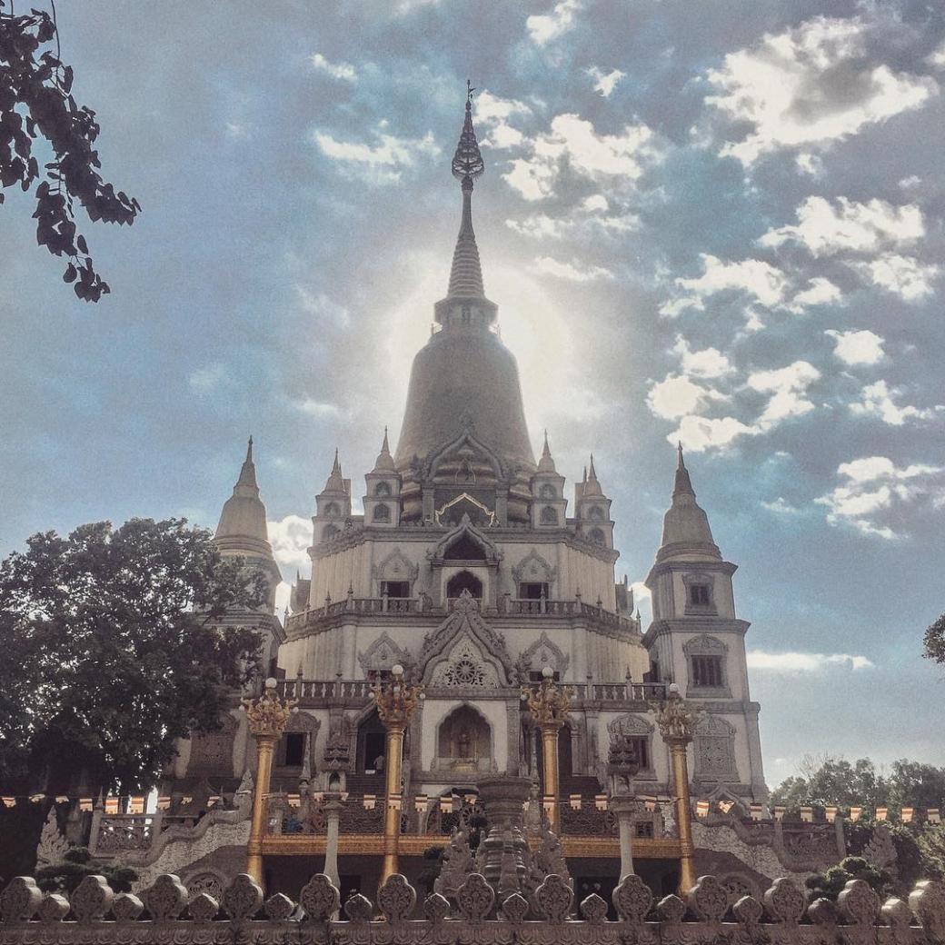 Chùa Bửu Long - Độc đáo 'ngôi chùa Thái Lan' giữa lòng Sài Gòn