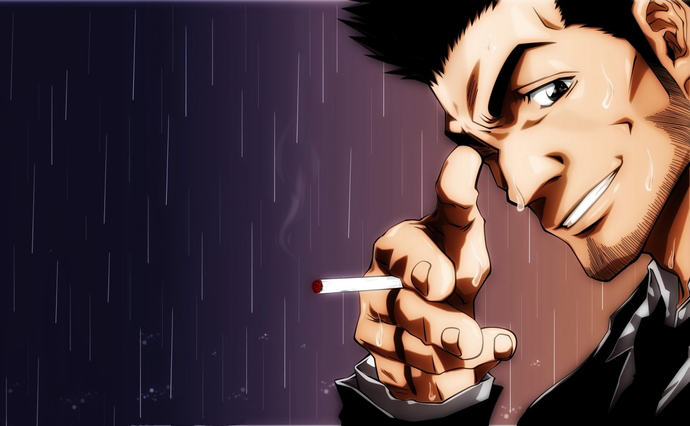 Nhắc nhở thân thiện anh em smoker: Hãy là một người hút thuốc 'đẹp trai'