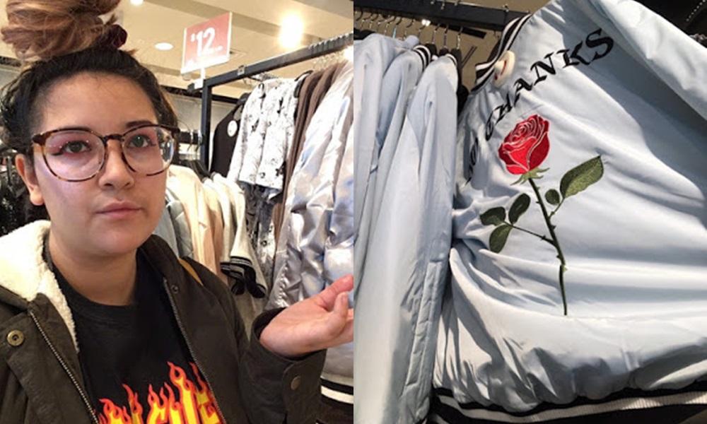 Fan H&M 'tuột mood' không phanh vì chi tiết thừa trên sản phẩm