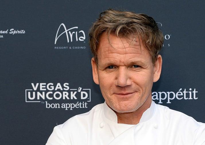 14 bất ngờ về siêu đầu bếp Gordon Ramsay khiến bạn muốn thốt lên 'F***'