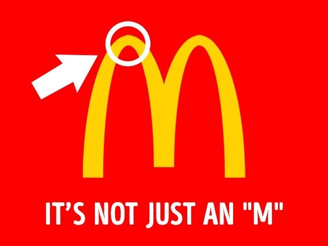 12 sự thật về những logo nổi tiếng thế giới khiến ngày của bạn thú vị hơn một chút