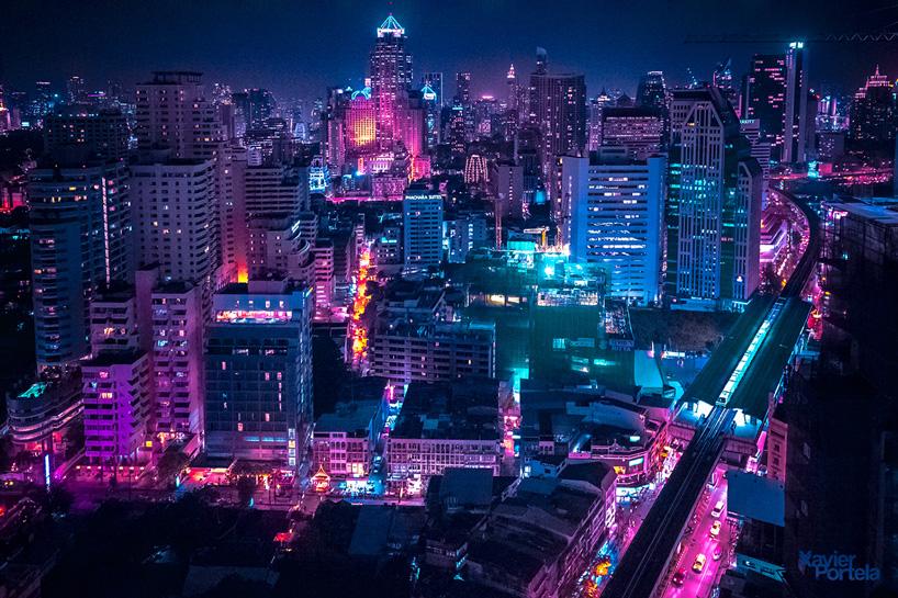 Đêm Bangkok huyền ảo chưa từng thấy dưới góc máy Xavier Portela