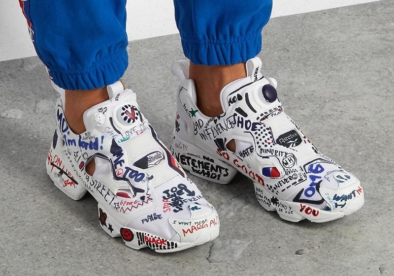 Top 10 đôi giày thể thao làm mê đắm các 'thần kinh giày' năm 2017