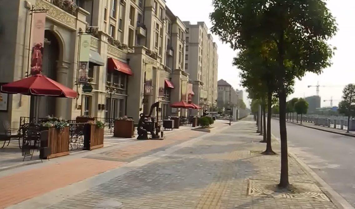 11 thành phố nổi tiếng thế giới bị Trung Quốc 'nhái' lại