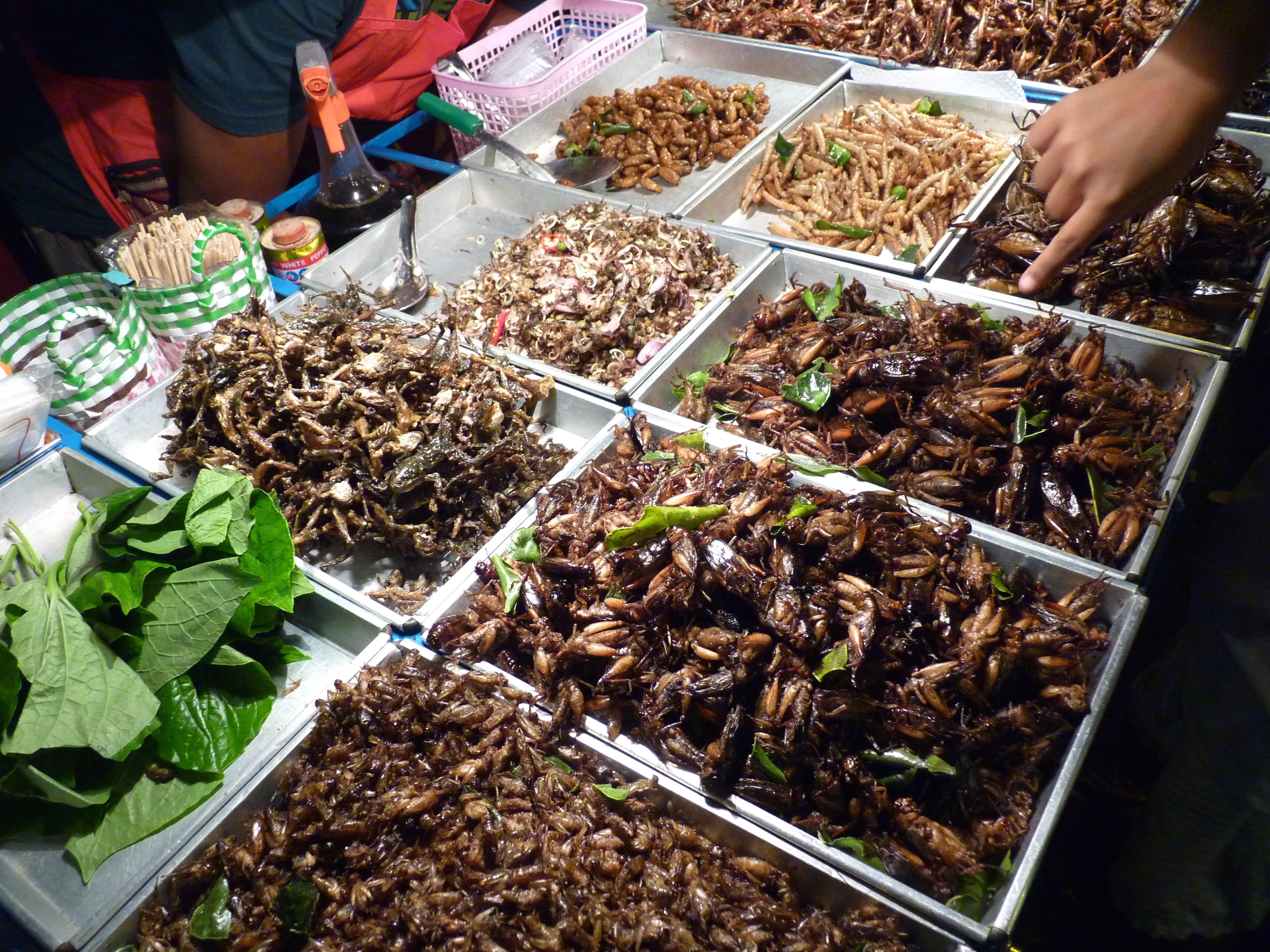 10 thứ kỳ lạ và hay ho có thể mua làm quà ở chợ đêm Chiang Mai