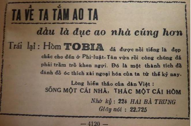 Sài Gòn ngày xưa quảng cáo nhiều chữ, đượm tình