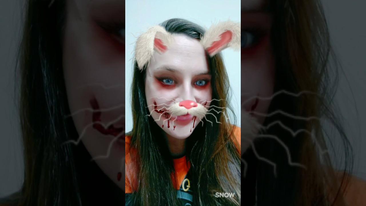 Những ứng dụng chỉnh sửa hình giúp bạn 'sống ảo' theo phong cách Halloween