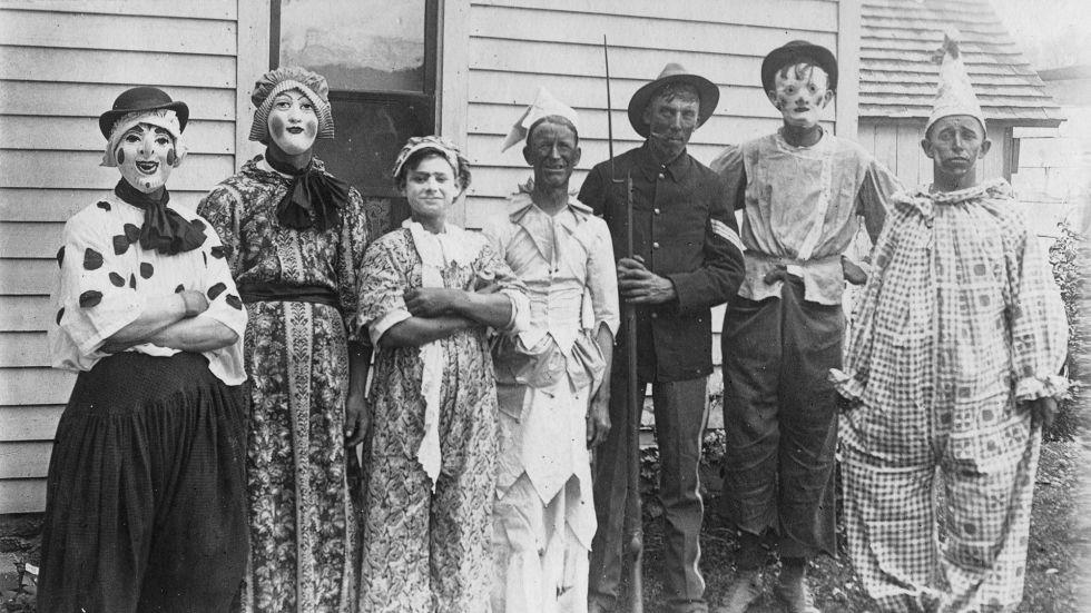 Lễ Halloween của thế kỷ trước đáng sợ hơn ngày nay như thế nào?