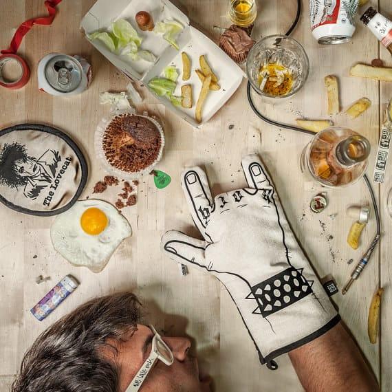 Biến bếp ăn thành 'thiên đường' của những đồ vật ngộ nghĩnh và sáng tạo