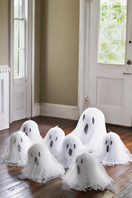 Gợi ý cách trang trí Halloween vừa xinh vừa... kinh