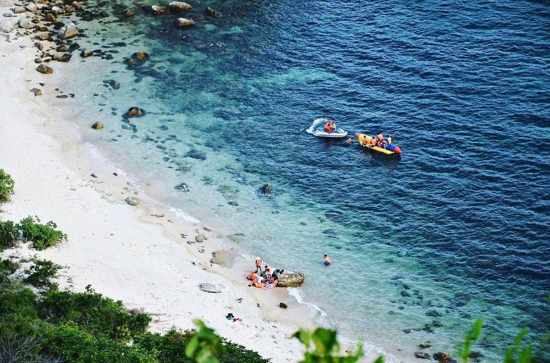 15 thiên đường biển gần xịt chúng ta, muốn đi là đến