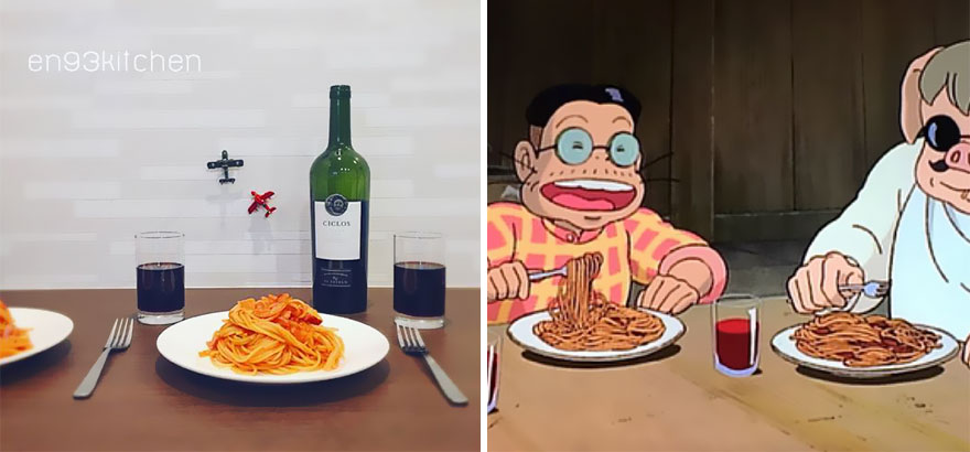 Không xem khi đang đói: 20+ món ngon từ thế giới Ghibli được tái hiện trong đời thực