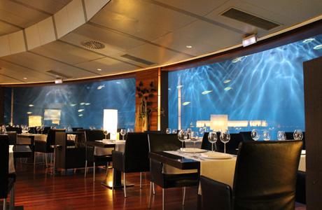 Under - Nhà hàng 'nửa chìm nửa nổi' đầu tiên của châu Âu