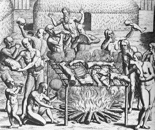 Ăn thịt đồng loại: Ngon không chưa biết nhưng rất có thể bị... nhiễm độc