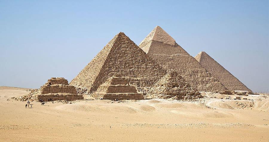 Phát hiện thêm 'phòng chứa bí mật' mới bên trong Đại kim tự tháp Giza
