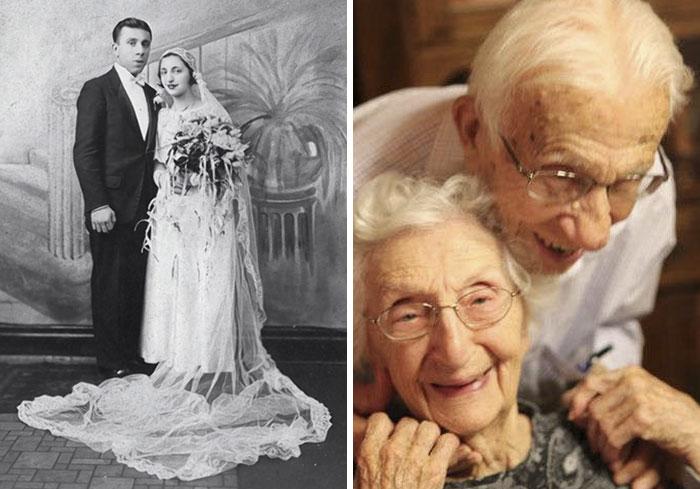 Hãy nhớ rằng 'tôi sẽ yêu em đến tận cùng thời gian'!