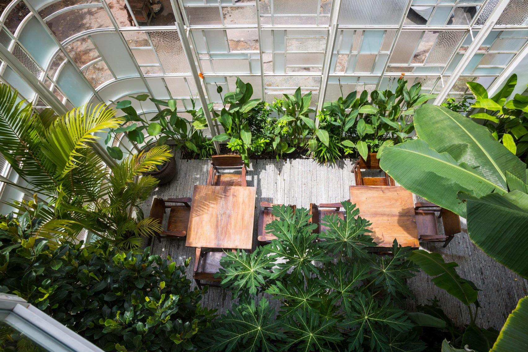 Ghé thăm 'nhà hàng miệt vườn' ngụ ngay lòng Sài Gòn