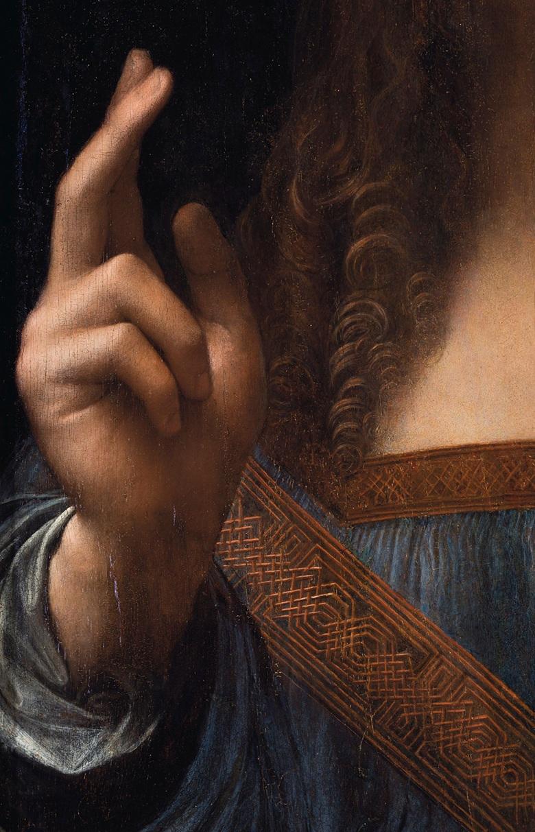 The Last da Vinci: Salvator Mundi - Kiệt tác khiến cả thế giới phải ngắm nhìn