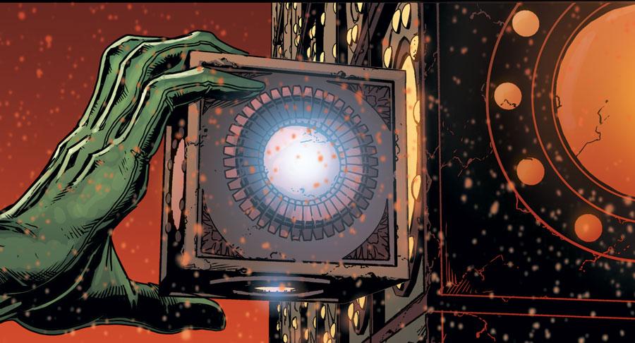'Hộp Mẹ': Báu vật được khao khát nhất trong Justice League 2017 là gì?