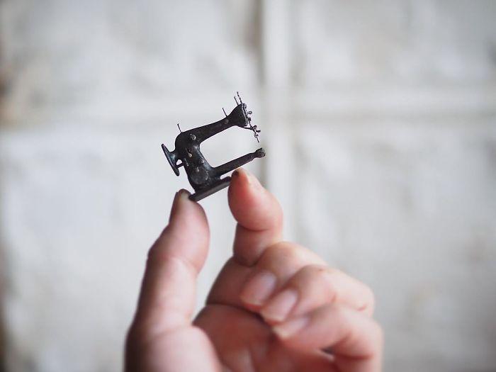 Tìm lại cảm hứng chơi nhà búp bê với những món đồ thu nhỏ cực xinh