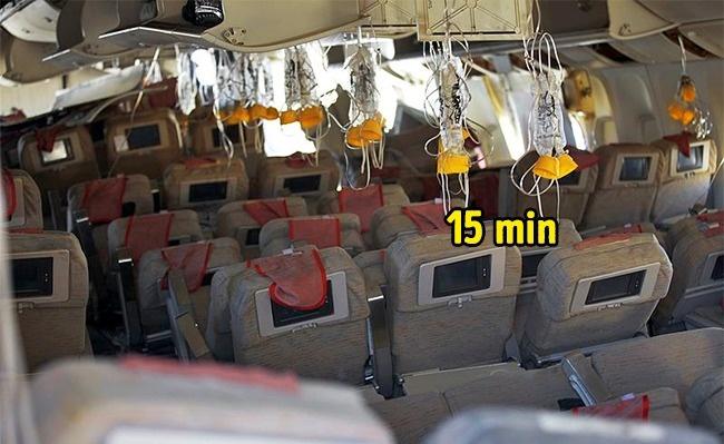 16 điều chỉ dân chuyên đi máy bay mới để ý