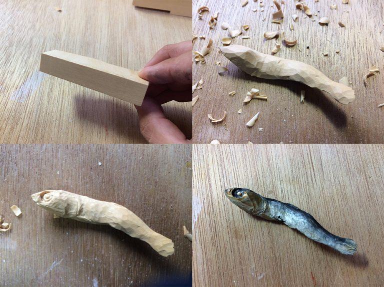 Thèm thèm lấy 'cá khô' ăn chơi, ai dè gãy răng bởi vì...