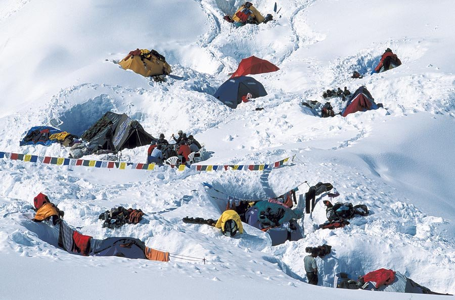 12 câu chuyện đau thương về những xác chết đông cứng trên đỉnh Everest (Kỳ 2)