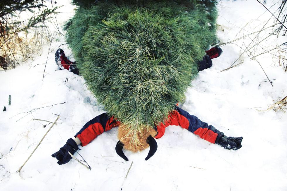 Giáng Sinh có gì ngoài quà cáp, ông già Noel và cây thông?