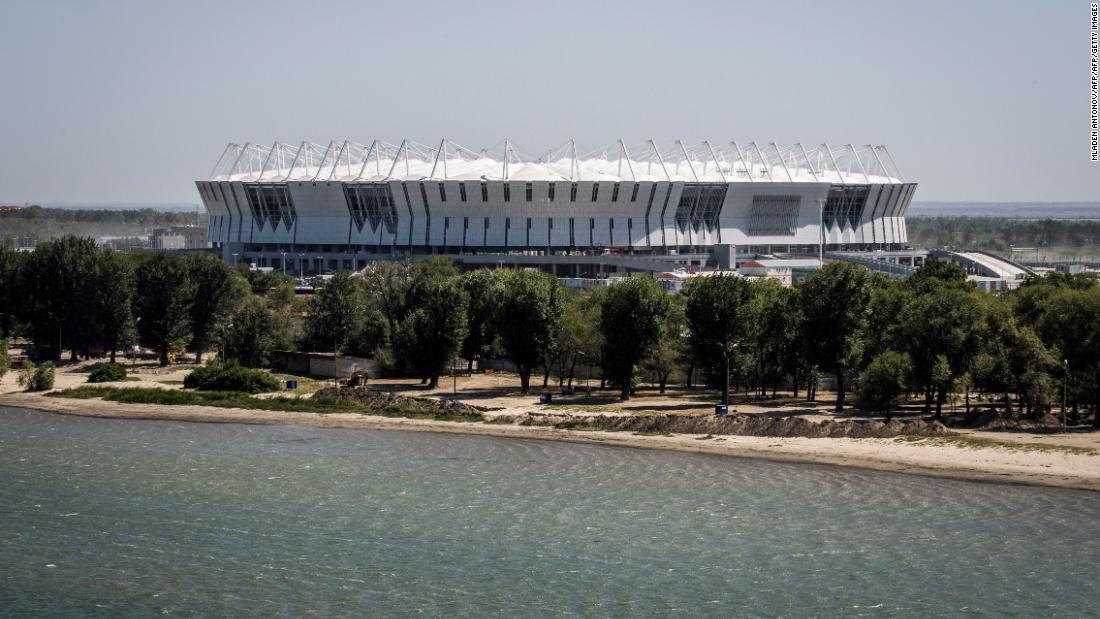 Nước Nga đã chuẩn bị những sân vận động nào cho World Cup 2018?