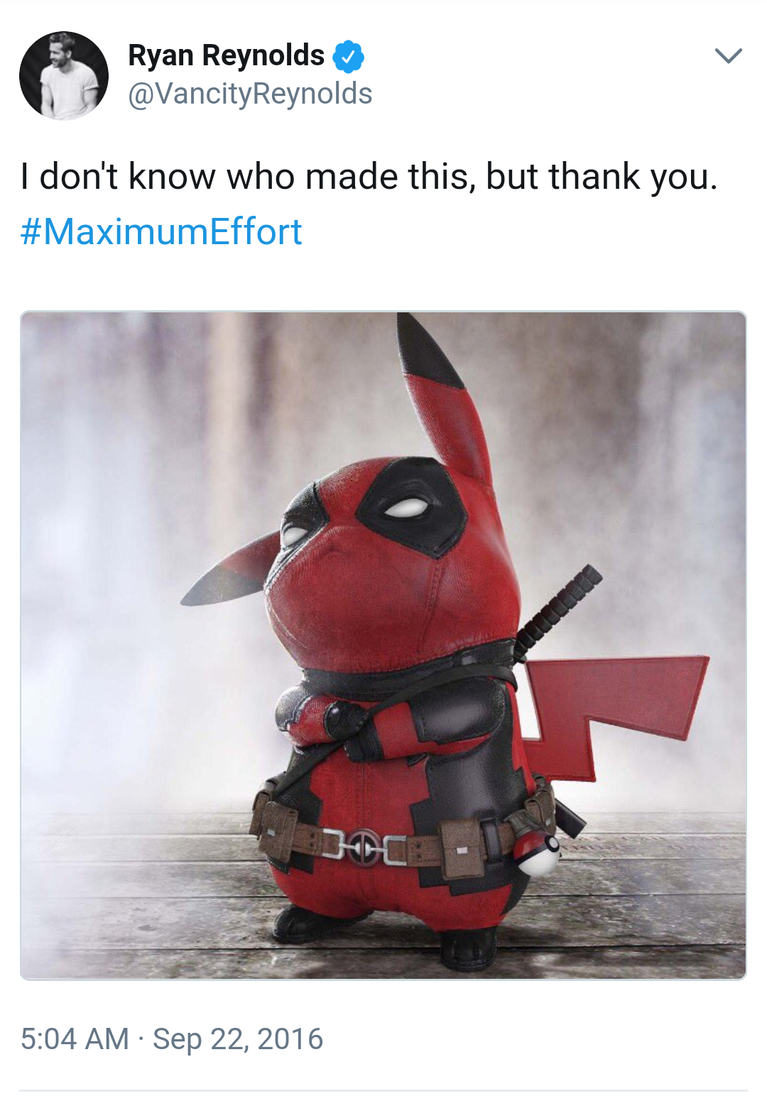 'Deadpool' sẽ hoá... thám tử Pikachu trong phim 'Pokémon' bản Hollywood