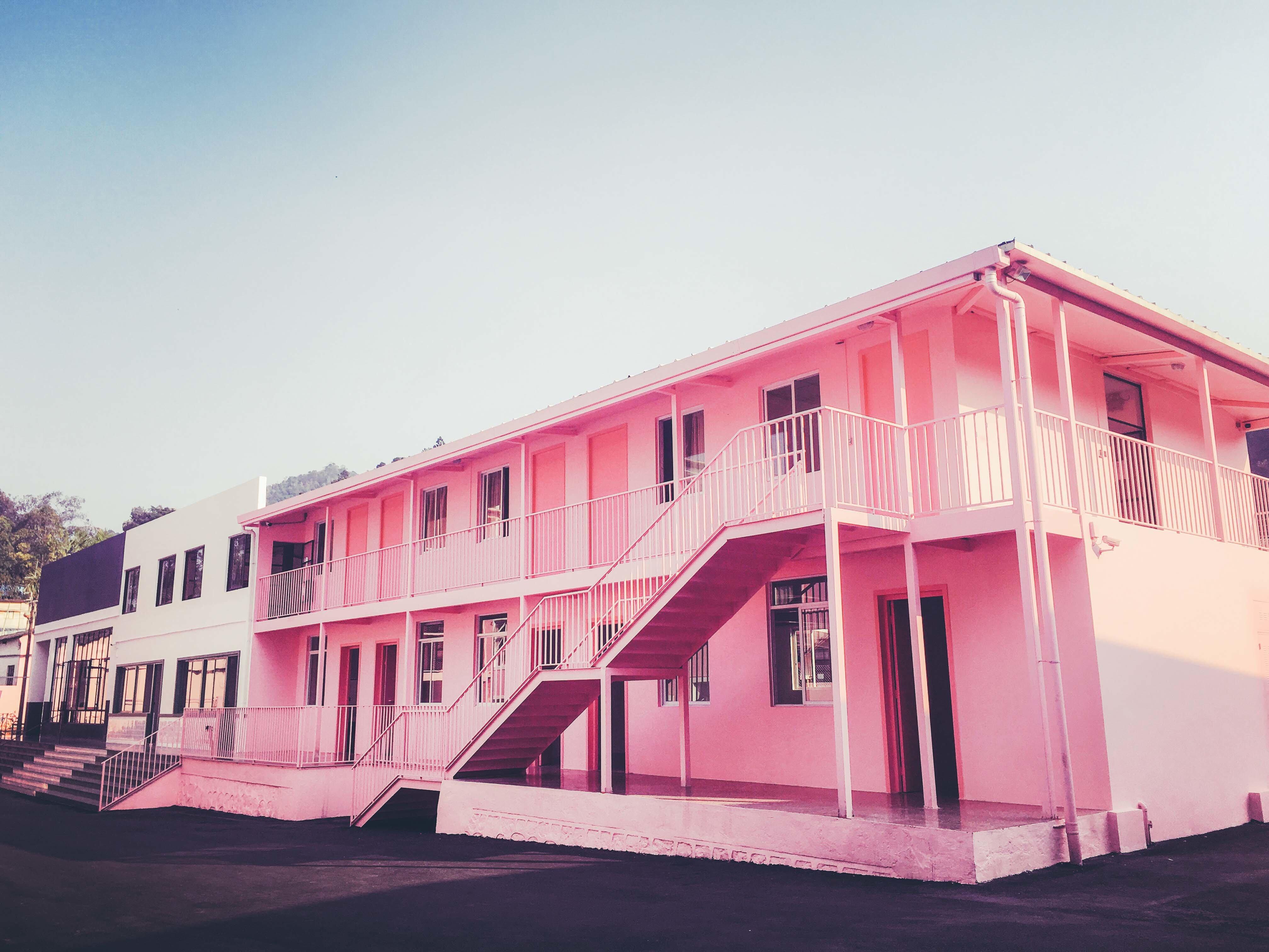 7 địa điểm check in màu hồng làm xiêu lòng cả những anh em 'nam tính' nhất