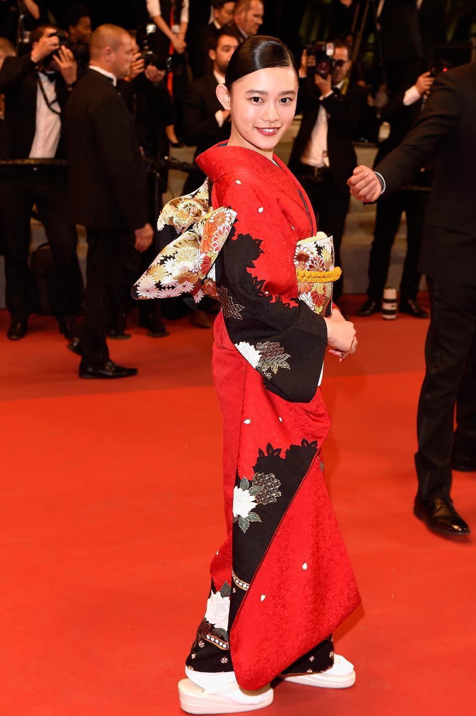 Kimono của tương lai