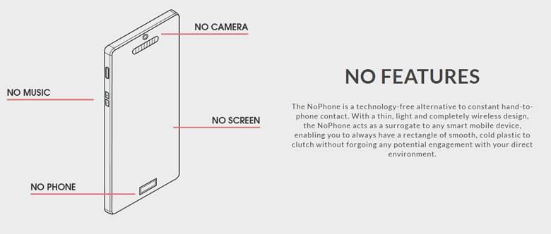NoPhone - Chiếc 'điện thoại hư vô' được các nhà đầu tư Shark Tank ủng hộ