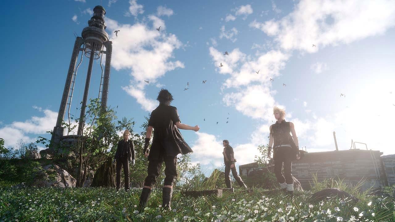 Final Fantasy - 'Ảo vọng cuối cùng' kéo dài 30 năm