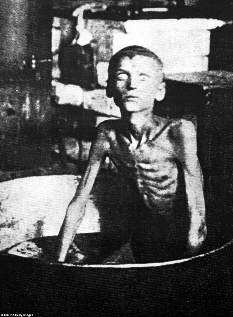 Nạn đói Nga 1920: Khi phần người bị lấn át bởi bản năng sinh tồn
